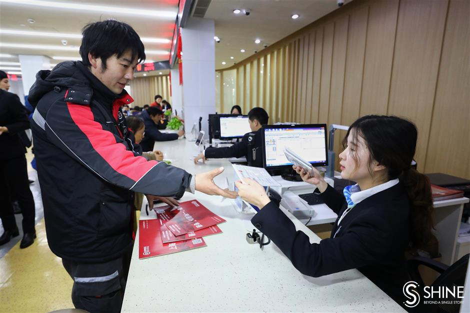 Top marks for community-based service centers
