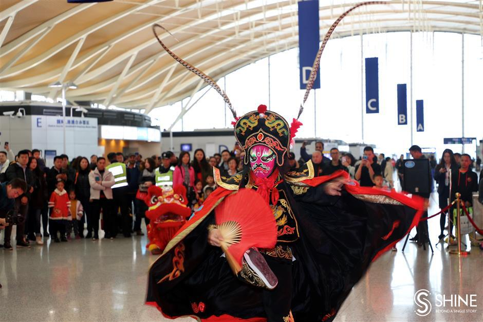 Airports gear up for Spring Festival?rush