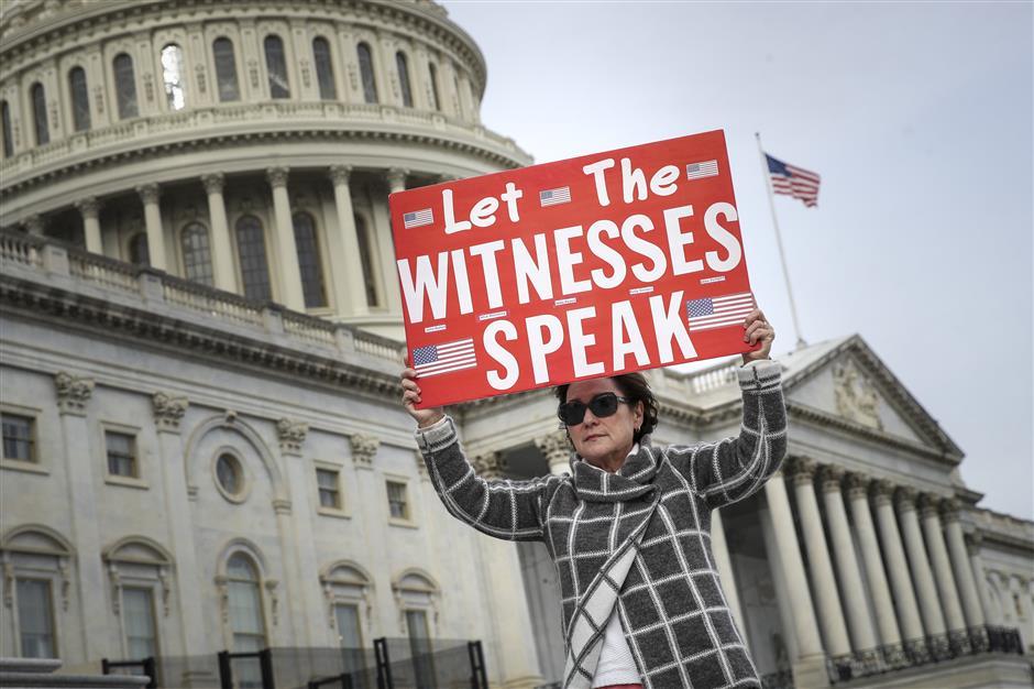 Impasse broken as Pelosi announces plan to release Trump impeachment articles amid pressure