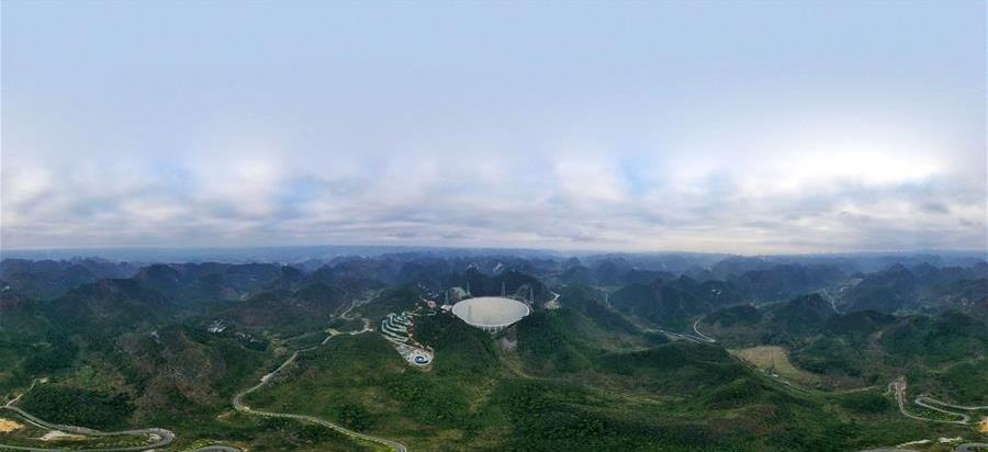 China completes commissioning of world's largest radio telescope