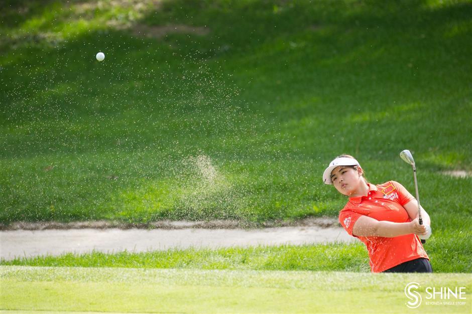 Record field for China LPGA Tour Q-School