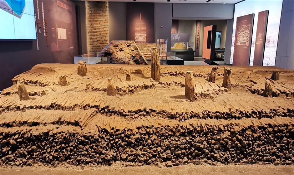 Seawall museum shows how Hangzhou turned the tides
