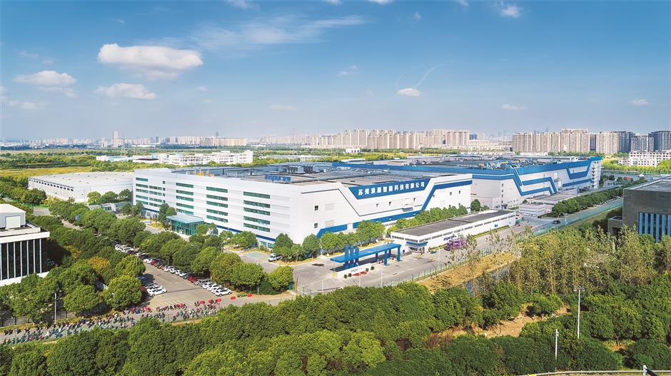 Top tech firms flock to Wuzhong Economic and Technological Development Zone