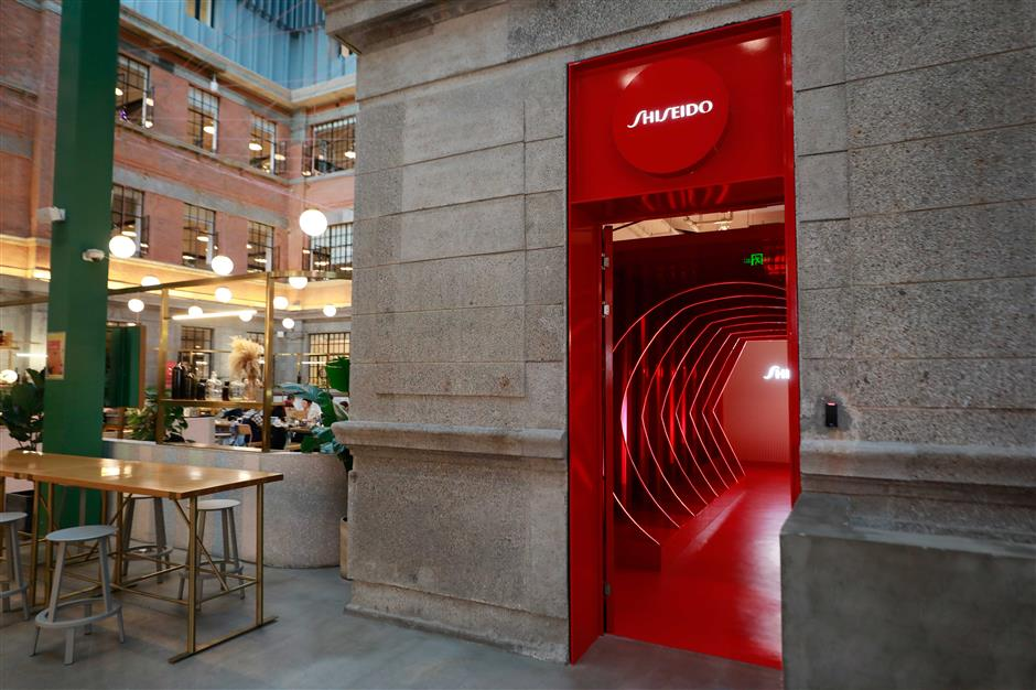 Shiseido adopts new cooperative strategy in China