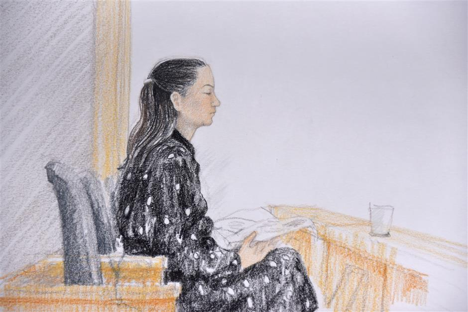 Huawei CFO's extradition hearing starts in Vancouver