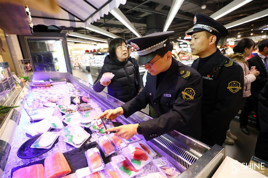 Inspectors uncover problems at MixC mall