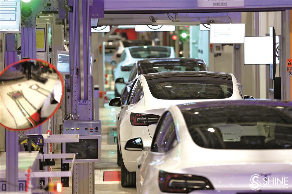 Shall we dance? Tesla in tune with city policies