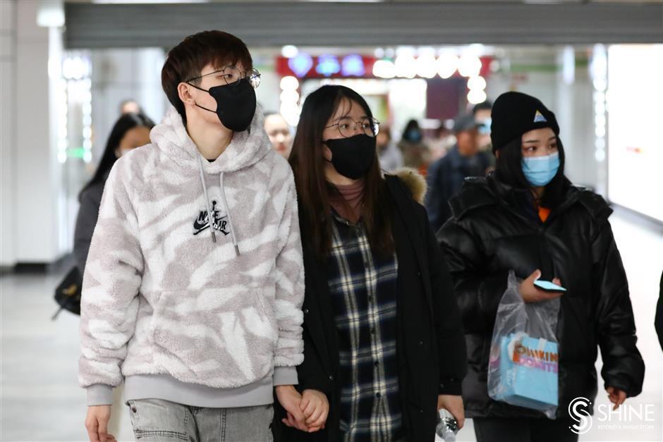Shanghai reports 4 new coronavirus cases, totaling 6