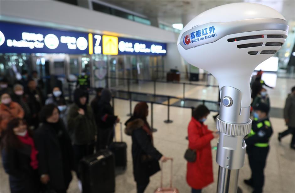China's Hubei activates public health emergency response for pneumonia control