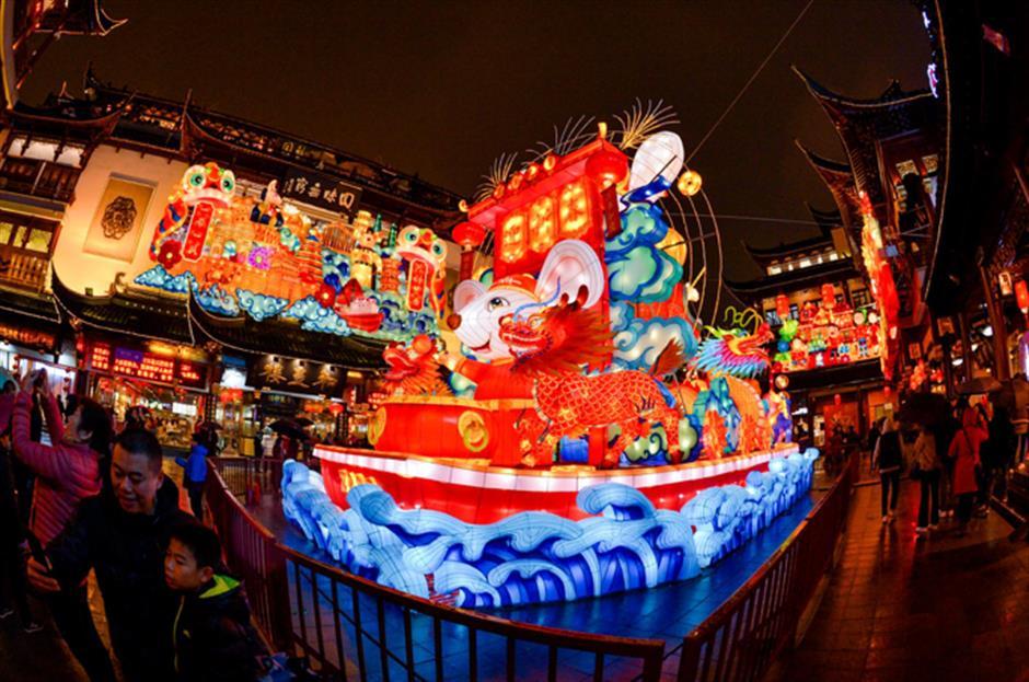 Tech giants add digital twist to Spring Festival traditions