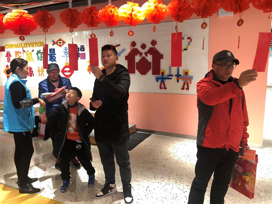 Oldest workers' community celebrates Chinese New Year