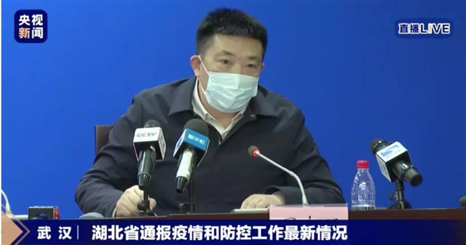 Wuhan expects 1,000 more coronavirus cases: mayor
