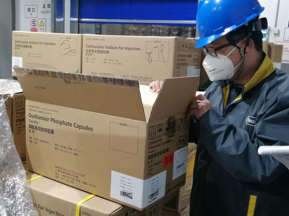 Pharma, consumer companies donate to virus relief efforts