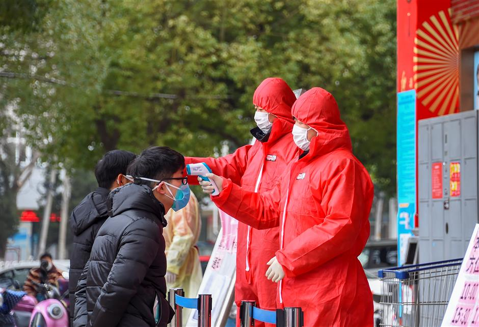 China's Hubei reports 2,147 new confirmed cases of novel coronavirus infection