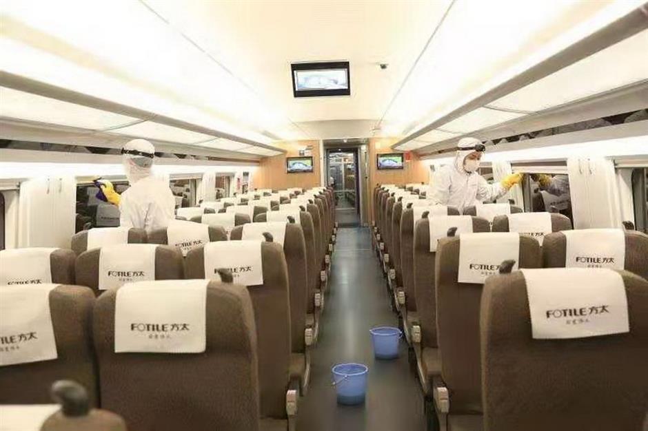 Railways prepared for returning passenger influx