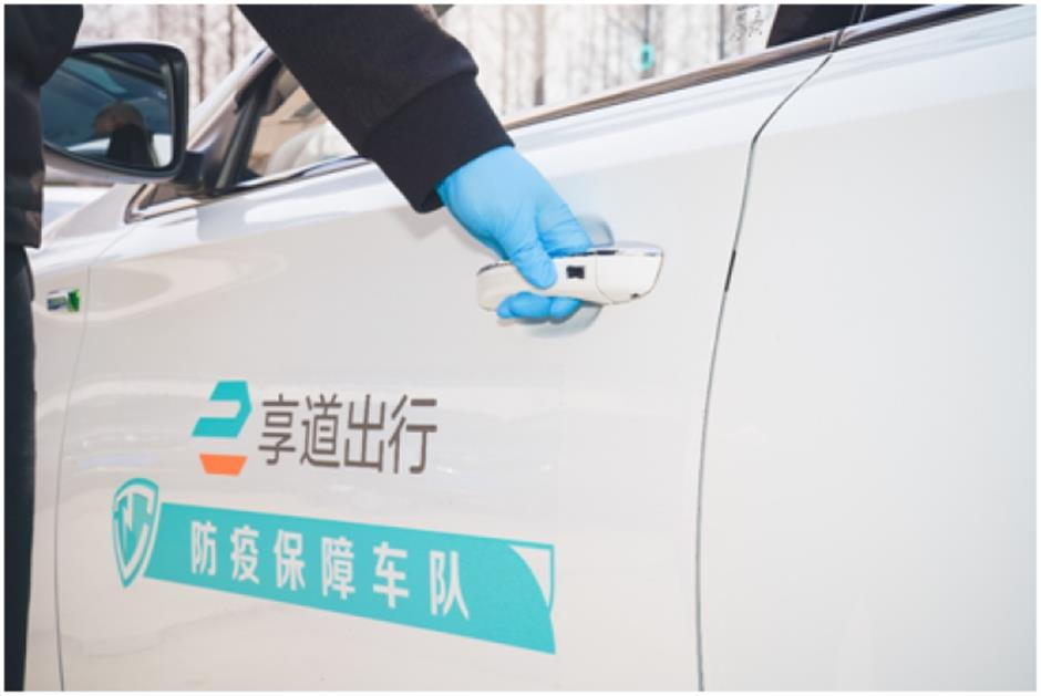 Transport firms introduce new virus prevention measures