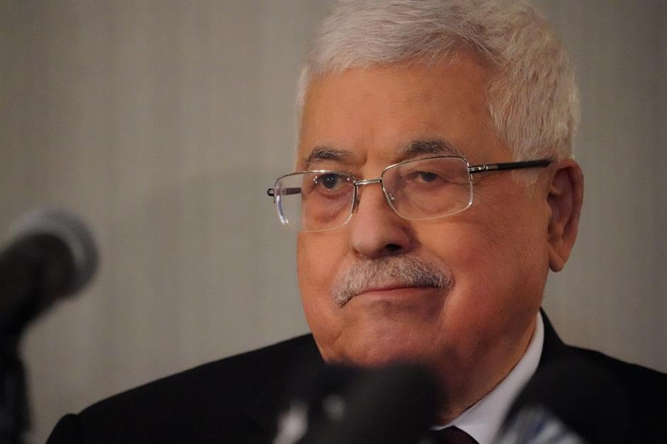 Abbas rejects US Mideast peace plan at UN Security Council meeting
