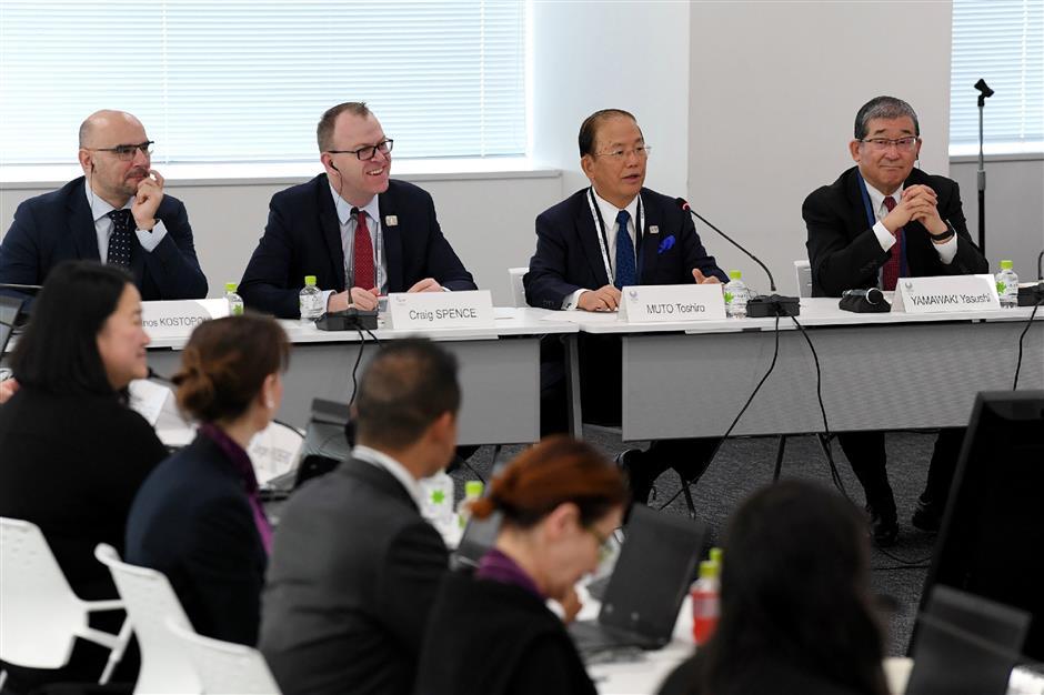 Tokyo Olympics boss blasts 'irresponsible rumors' over virus shutdown