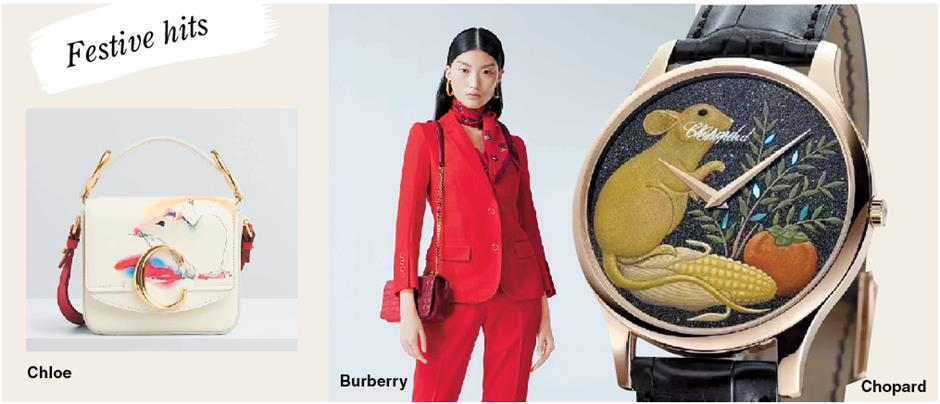 Luxury consumer brands fail in Year of the Rat product theme