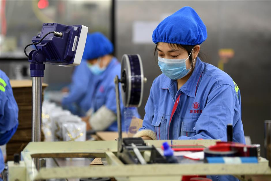 Foreign-funded firms in south China's Guangdong resume production