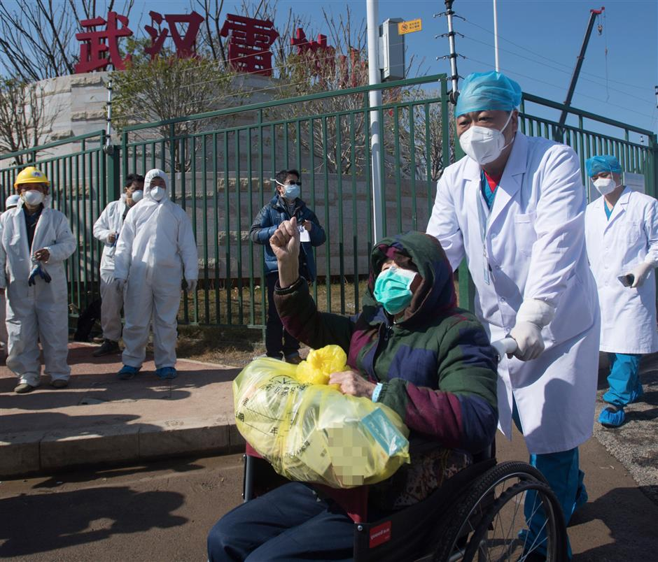 China's NHC reports 394 new confirmed cases of coronavirus, 114 new deaths