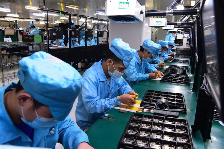 Chinese tech firms resilient despite coronavirus epidemic