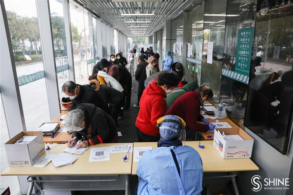 Normal services return at city hospitals