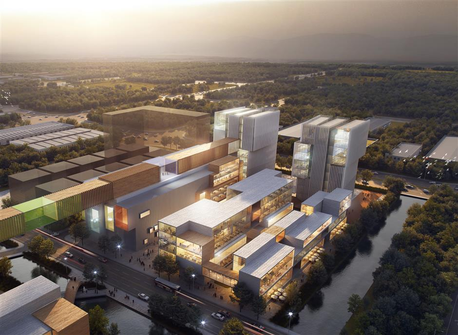 New studios a boost to China film industry