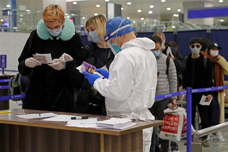 Shanghai clarifies quarantine policies for foreign arrivals