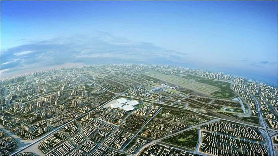 New guidelines for development of Hongqiao CBD