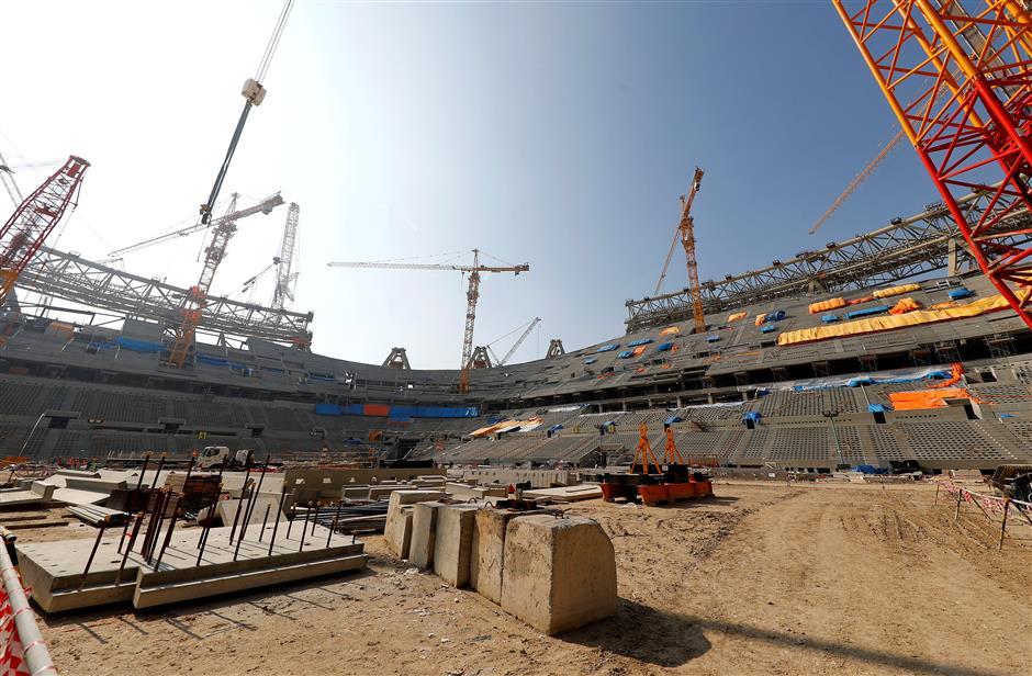 Virus postpones Asian qualifiers for Qatar WCup