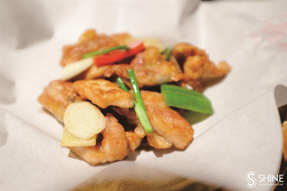 Michelin stars for restaurant's Taizhou cuisine focus