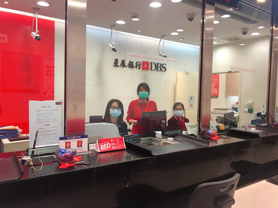 Using fintech to help businesses resume work, DBS Bank takes action