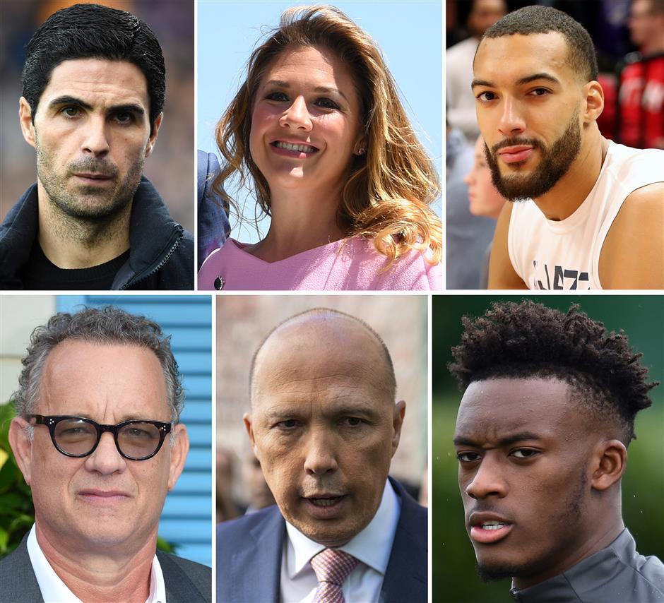 Politicians, celebrities, sports starts fall victim to COVID-19