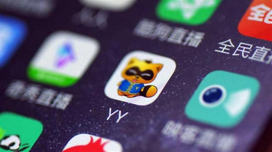 Overseas expansion bolsters YY revenue growth