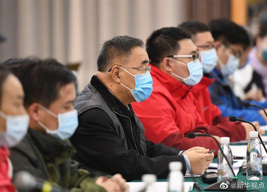 Traditional Chinese medicine part of effective anti-virus strategy