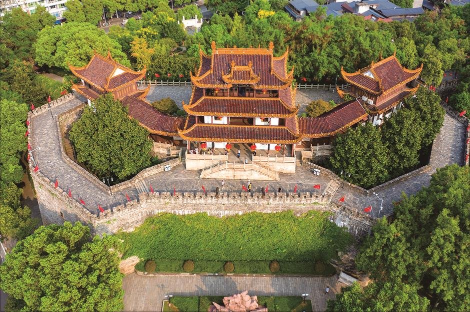 A symbol of ancient Changsha