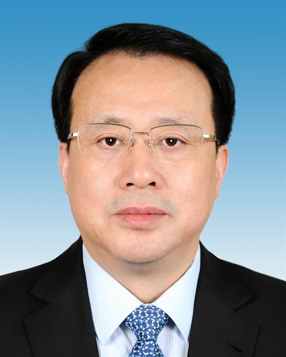 Gong Zheng appointed Shanghai acting mayor