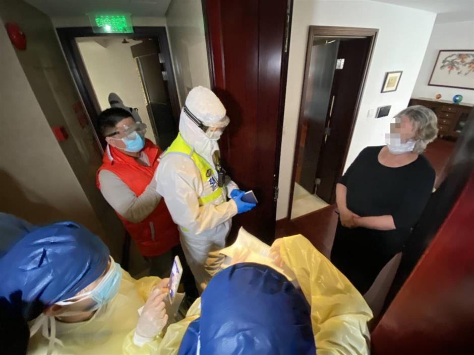 Strict home quarantine measures in force