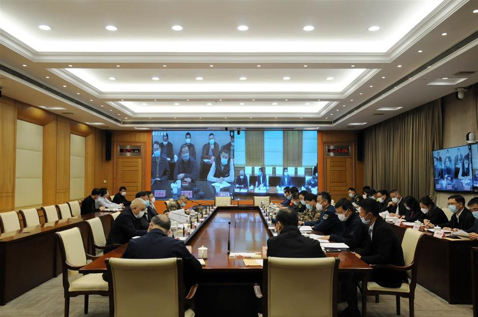 Shanghai to upgrade air defense system this year