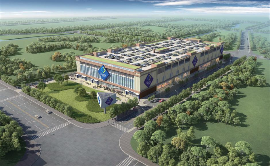 Sam's Club to launch China flagship in Shanghai