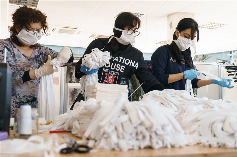 Spain seeks NATO help as virus death toll touches 2,700