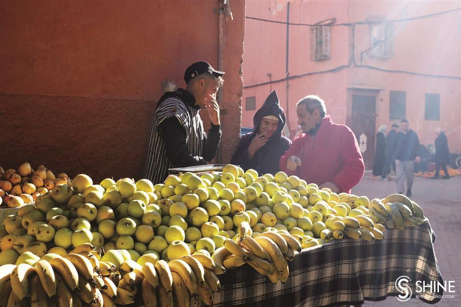 Marrakech, an exotic spice of culinary life