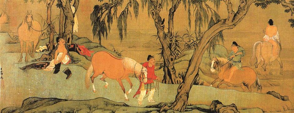 Painting symbol of faithfulness
