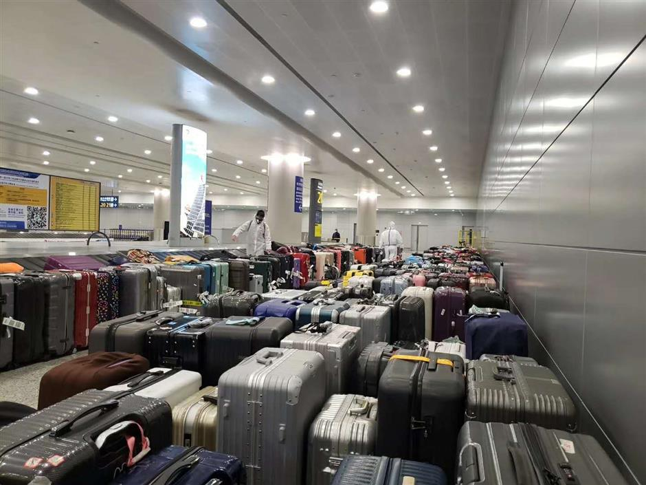 New services for arriving travelers in Pudong