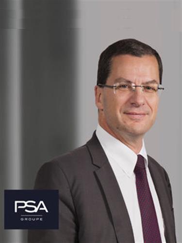 French auto giant PSA announces new China head