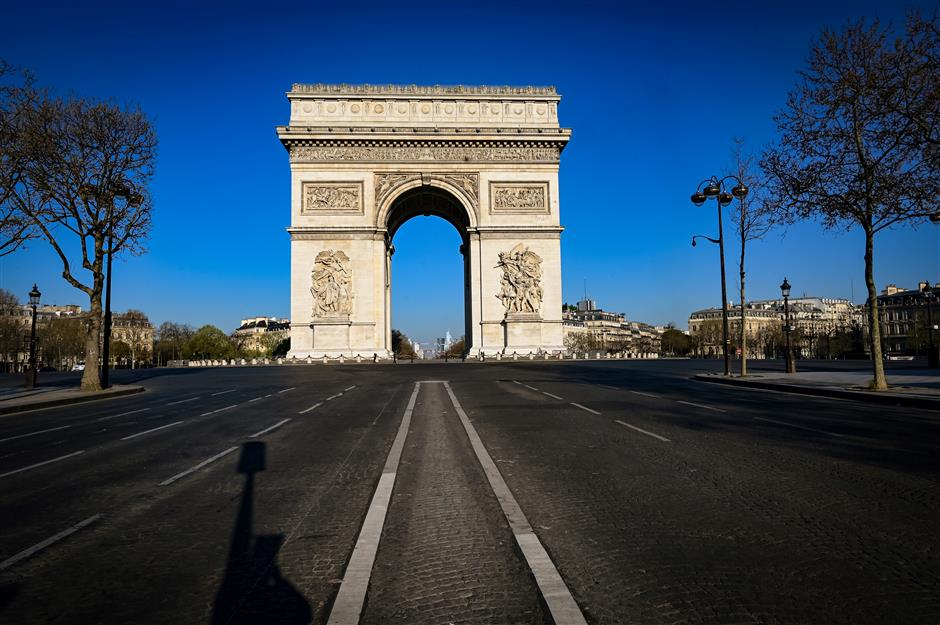 France reports 509 coronavirus deaths in last 24 hours, total cases close to 57,000