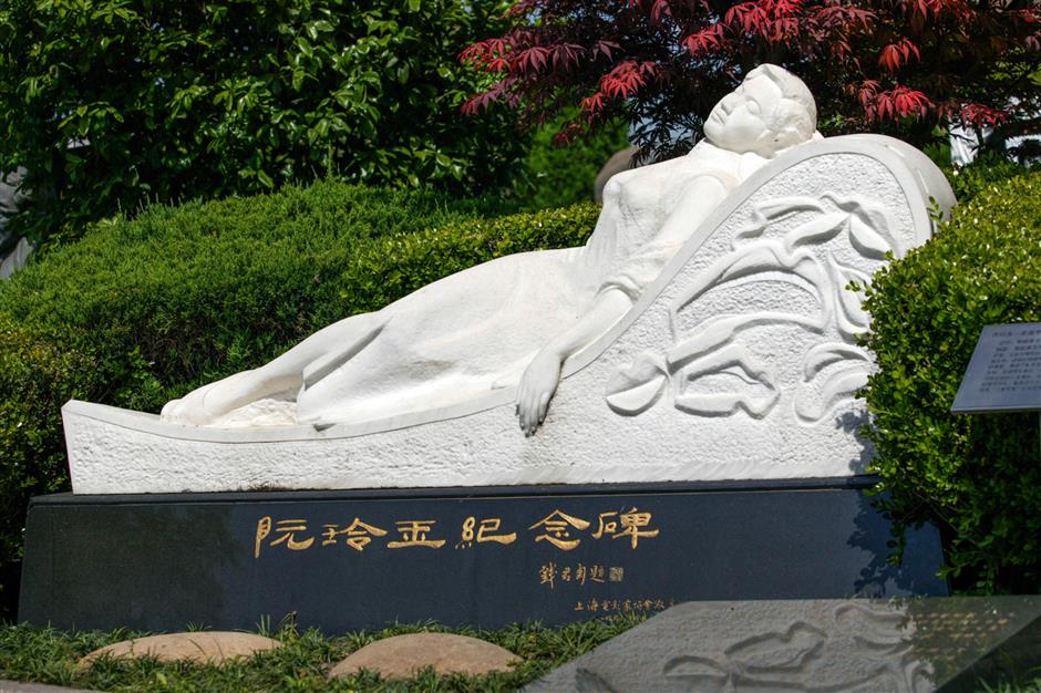 A cemetery that celebrates life and death