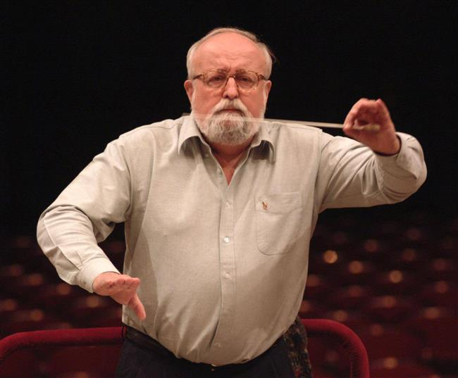 Penderecki's love affair with Chinese culture