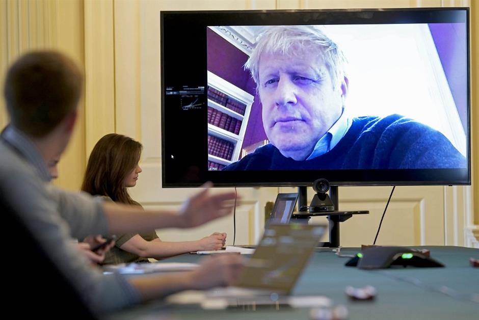 Boris Johnson Hospitalized For Testing After Coronavirus Diagnosis
